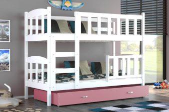 Etagenbetten mit 2 Schlafgelegenheiten