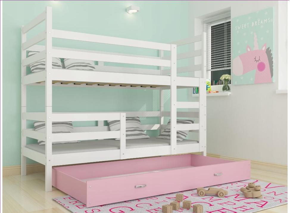Etagenbett Mit 3 Schlafgelegenheiten : Hochbett marko cm u yale store