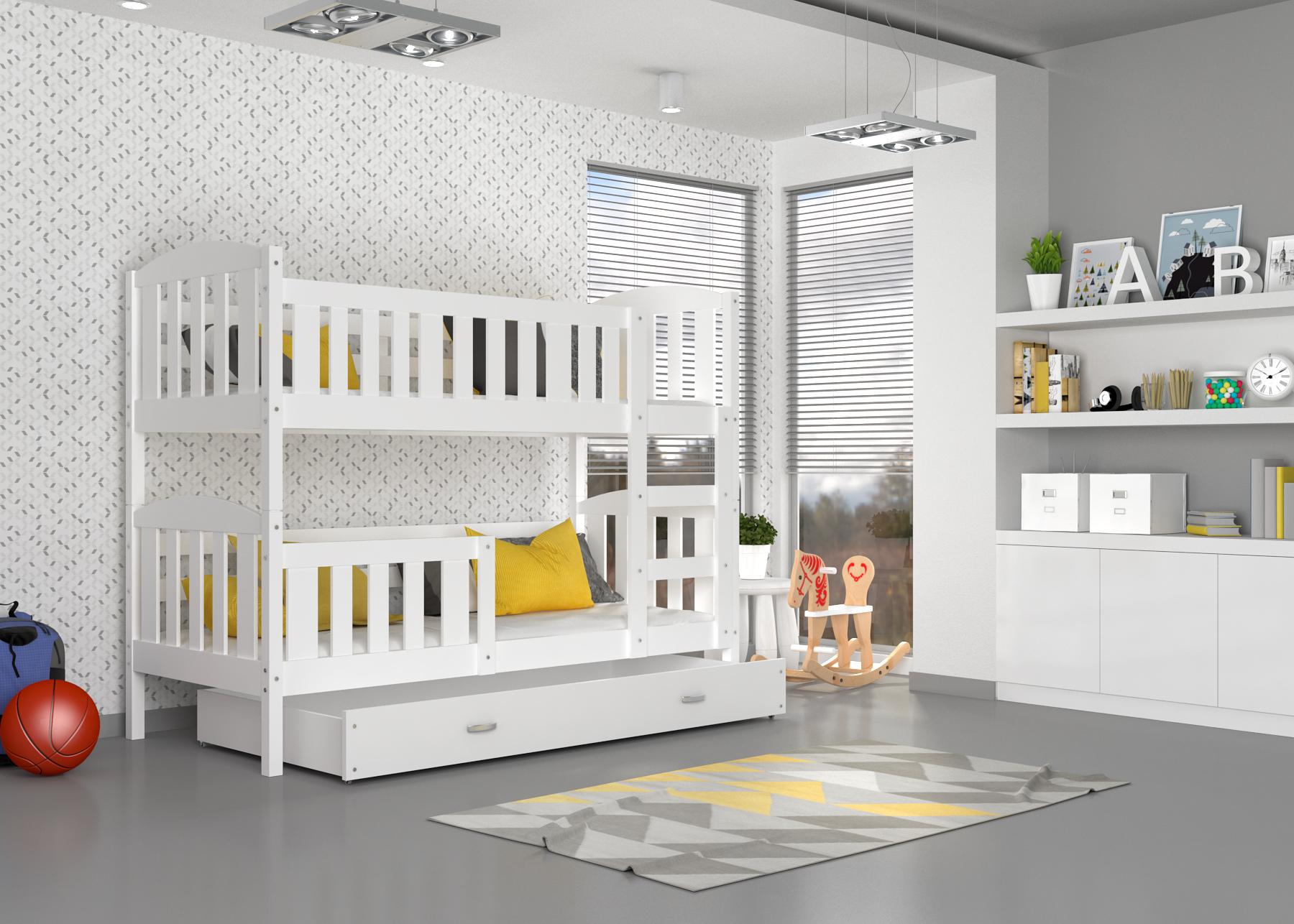 Etagenbett Liegefläche 80 180 : Nue hochbett eryk etagenbett erle fur zwein kinder mit